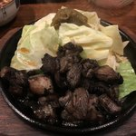 九州料理 マルキュウ - 地鶏(知覧鶏)