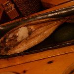 唐火七 - ホッケの塩焼き