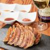 スタンドシャン食 Osaka北新地 Champagne & GYOZA BAR - 料理写真: