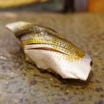 鮨 一條 - 小鰭