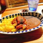 cafe ゆるり - 料理写真:ゆるりカレー