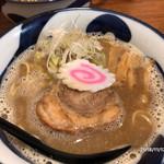 吉み乃製麺所 - 飛出汁らーめん(700円)