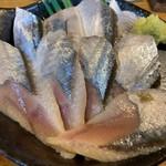 石松 - さんま酢