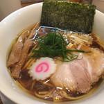 中華そば桐麺 - 料理写真: