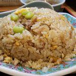 中華料理タカノ - 醤油ダレの