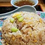 中華料理タカノ - 味はしっかり目で