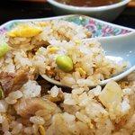 中華料理タカノ - どんどん