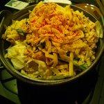 9639962 - チーズピリ辛モツ鍋