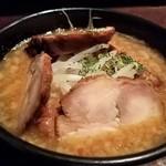 ねじ式 - 味玉つけ麺
