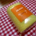 フリアン - バニラ生ロールケーキ!
