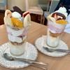 ボノボノ - 料理写真:ケーキパフェ。