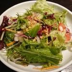 ebisugyouzataihouki - サラダ