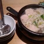 96396263 - 海鮮水炊き餃子