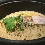 雷井土音 - ぶりの炊き込みご飯