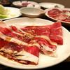 Hyakumangoku - 料理写真:やきすき*牛バラ/牛ロース(食べ放題)