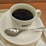 ドトールコーヒーショップ - [ドリンク] Hot珈琲 (ブレンド) ①