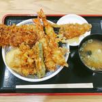 日本橋天丼 金子屋 -