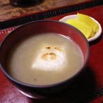 茶房 ゑびや - 栗しるこ