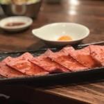 Yakinikusakabasumibiya - 一番人気!立川焼き 1,680円。