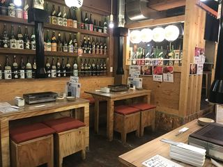 立川焼肉屋台 ミートパンチ