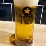 活鮮市場 - 生ビール:300円