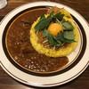 ウミネコカレー - 料理写真:「ポークとキーマの2種盛り」1250円