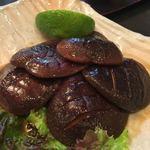 銀の穂 - 椎茸のバター焼き