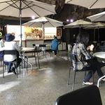 ガンガラーの谷 ケイブカフェ -