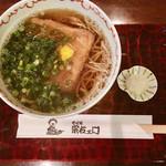 そば処 宗右ヱ門 - 料理写真: