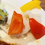 シェフズ キッチン - パプリカとレンコンのマリネ