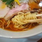 麺LABOひろ - 麺アップ