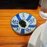 麺LABOひろ - 味変用海苔