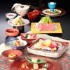 Kisoji - 料理写真:季節会席 7000円