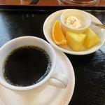 やまいち - コーヒー&デザート(バイキング)2018.11.04