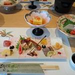 日本料理 祇園 ひらた - 料理写真:
