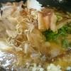 じゅらく - 料理写真:『醤油ラーメン』