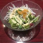 Hu-Long - 普通のサラダです