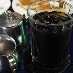9642241 - セットのドリンクアイスコーヒー
