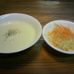 大衆レストラン No.1 - スープ ・サラダ