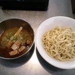 KUMEN - 濃厚つけ麺並盛350g800円