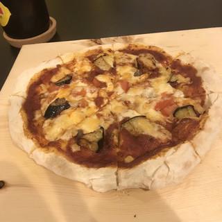 イタリアンバル HARU - メランツァーネ。 税抜1200円。 美味し。