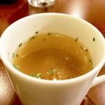 Nikuchizuwainjimbouchoubisutorofururi - インゲンとひよこ豆のスープ