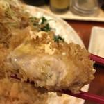 96423640 - カキフライ定食1,350円