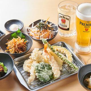 【ありそうでなかった!?】カウンター天ぷらをカジュアルに!