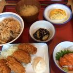 96425347 - 四品定食(777円)