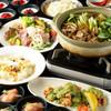 肉と魚とめん料理が充実している店 なにがし 豊田コモ・スクエア店
