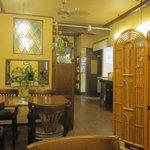 ごはん屋カフェ風舎 - 店内の様子。