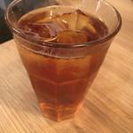 東京王府 - ウーロン茶