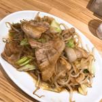 新京亭 - 肉炒め