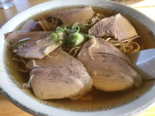 マルタマ - チャーシュー麺